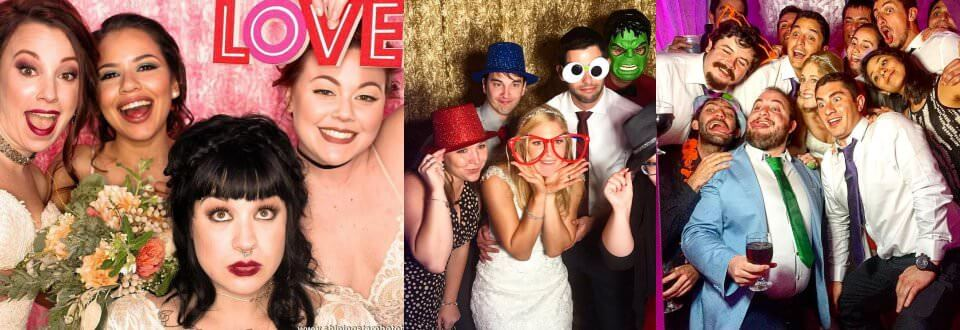 renting a photo booth in Lancaster, Pennsylvania for a wedding